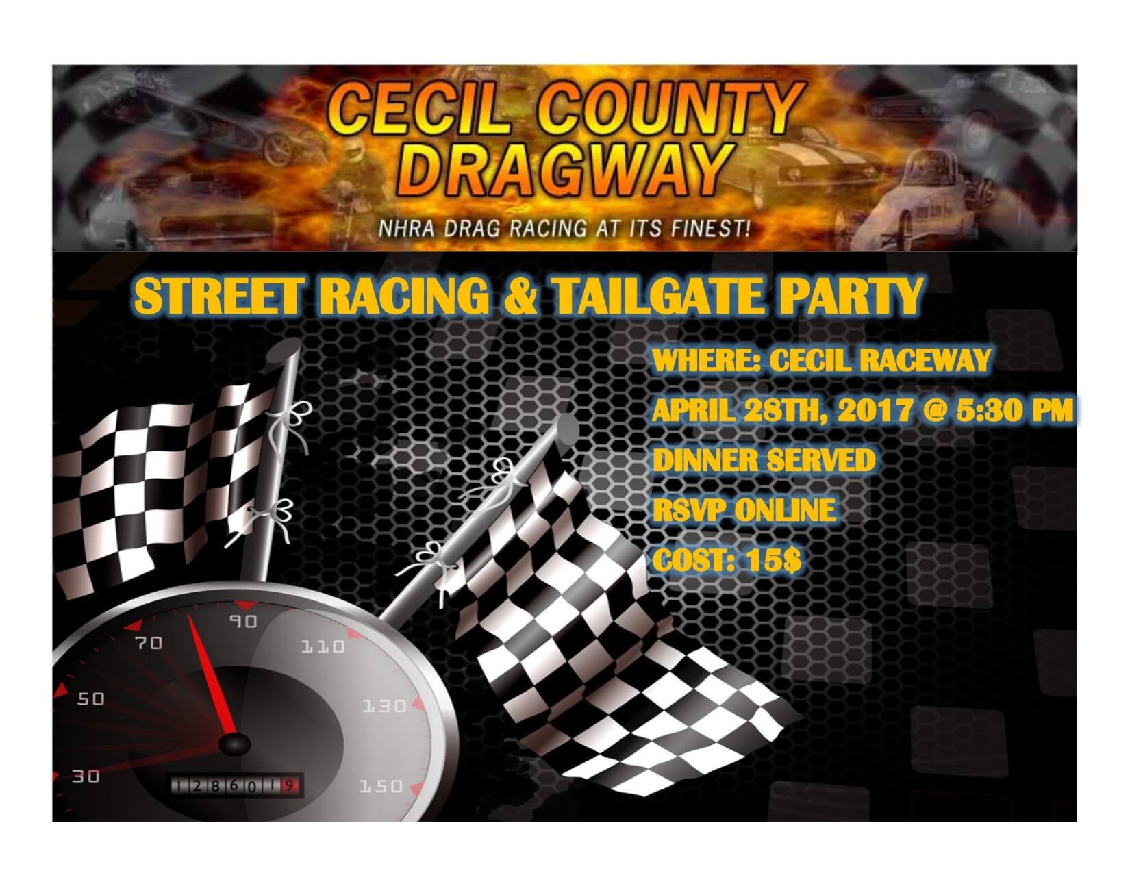 Street Racing-JPEG Flyer